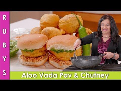 Aloo Vada Pav