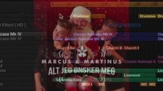 Marcus & Martinus - Alt jeg ønsker meg (Instrumental)