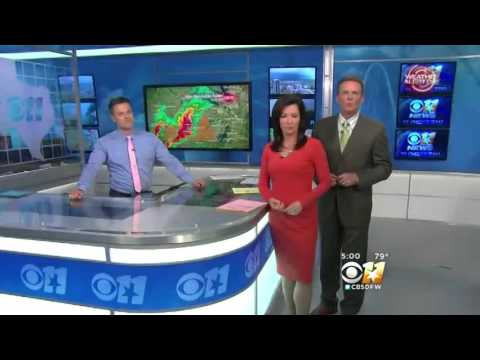 KTVT CBS 11 News Weather Alert Day Open