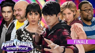 Power Rangers RPG | HyperForce: Season Finale [1x25]