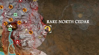 Far Cry Primal - RARE NORTH CEDAR LOCATION