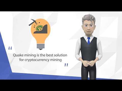 Quakeminning ICO Intro - Quake Mining Is A Pioneer In Crypto Mining
