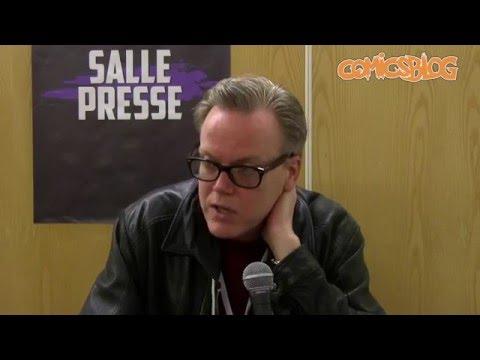Paris Comics Expo 2016 : L' de Bruce Timm