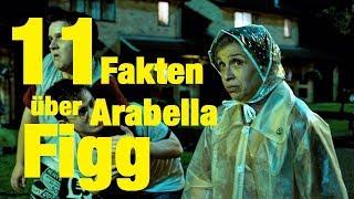11 FAKTEN über Arabella FIGG
