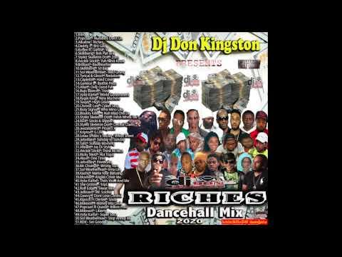Dj Don Kingston Riches Dancehall Mix 2020
