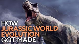 The making of Jurassic World Evolution and the future of Elite Dangerous | E3 2018