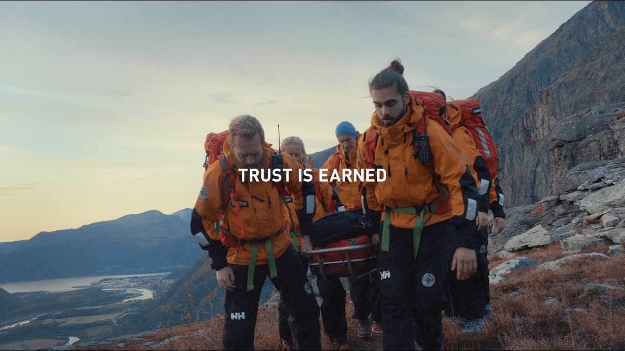 Trust is Earned - Norwegian People's Aid (Trailer)