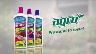 """""""Agro prostě! Ať to roste!"""" - Kapalná hnojiva."""