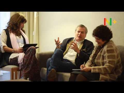 Gunter Pauli en Argentina con Noticias Positivas