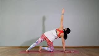Serap Ercan Aydın ile Hamile Yogası - 3