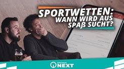 Im Rap, via App, mit Tippschein: Wann wird bei Sportwetten aus Spaß Sucht? // Bremen Next-Reportage