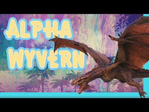 How to Summon an Alpha Wyvern w/ console commands (XboxOne)