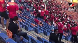 استاد القاهرة يتزين بـ«الجماهير» قبل انطلاق بطولة الأمم الأفريقية