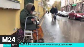 Сколько зарабатывают профессиональные попрошайки - Москва 24