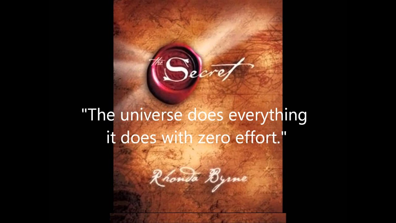 The Secret Quotes Bliss Read Quotes The Secret  Rhonda Byrne  Youtube