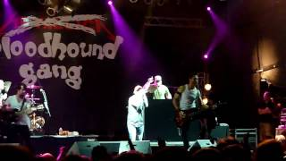 Bloodhound Gang - I Wish I Was Queer So I Could Get Chicks (Live/Mach 1