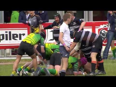 Flanders Open Rugby 2016 | Veteran Cup Final