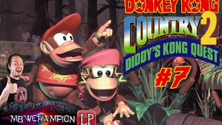 Donkey Kong Country 2 - Part 7: Slime Blast!