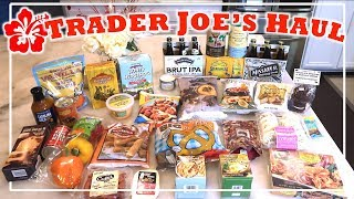Trader Joe's Haul: Super Bowl Edition