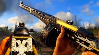 UNLOCKING THE BEST GUN in Call of duty WW2