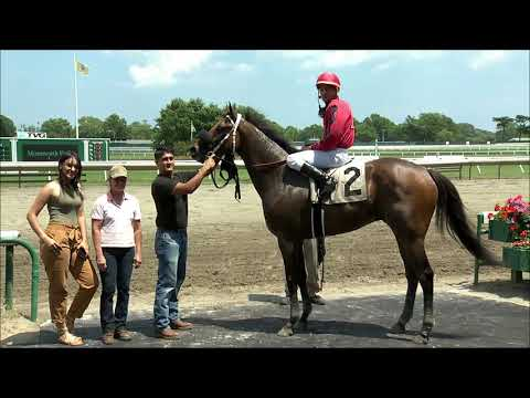video thumbnail for MONMOUTH PARK 7-12-19 RACE 2