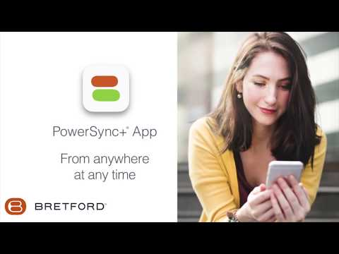 Bretford | PowerSync+ Cart™ App-Enabled series charging cart for Apple devices