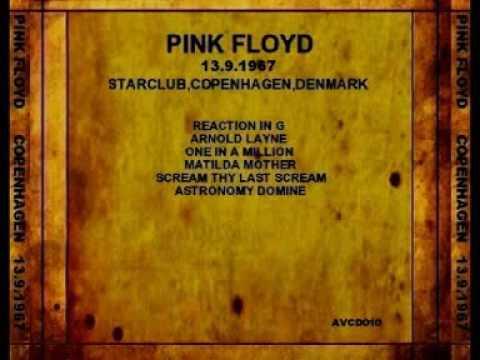 Pink floyd Copenhagen 13 sept.1967 full concert