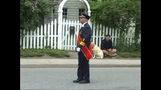 Bedford Hills,ny Fire Department 110th Anniversary Parade part 1 of  2