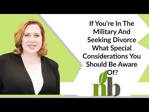 if-you're-in-the-military-and-seeking-divorce-what-special-considerations-you-should-be-aware-of?