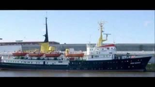 ships vor Cux, traum-musik