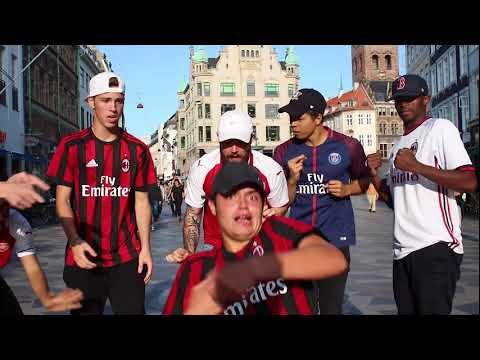 CHAMPIONS LEAGUE FAMILY / MHD AFRO TRAP