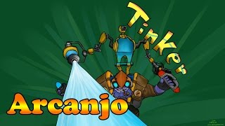 Dota 2 - Arcanjo subscriber plays Tinker - Pub Gameplay