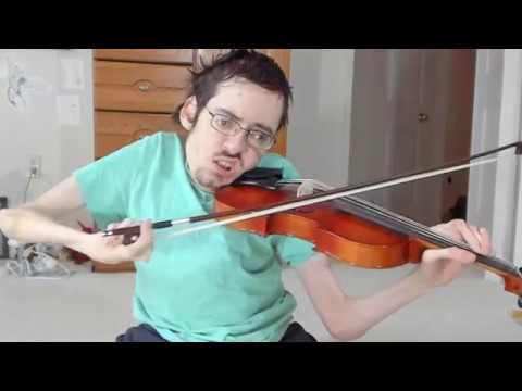 HOW TO PLAY THE VIOLIN 🎻 - Ricky Berwick