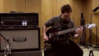 TC Electronic BodyRez with solid body guitars