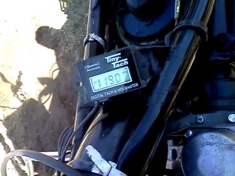 81 CX500 Carb Sync mp4