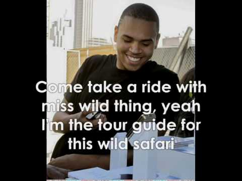 Chris Brown - Captive W/Lyrics