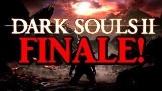 Let's Play Dark Souls 2 Part 102 FINALE (Gameplay German Deutsch Endboss)