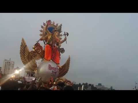 Khetwadi cha raja visarjan 2016......