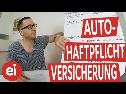 Die Auto-Haftpflicht-Versicherung Der Schweiz Und Alles Was Du Wissen Solltest!