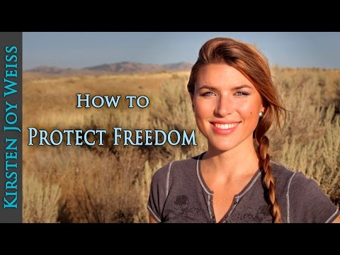 """How To Protect Freedom From """"Anti- Freedom Loopholes"""""""