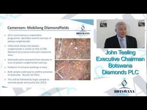 Mining Maven Botswana Diamonds Presentation