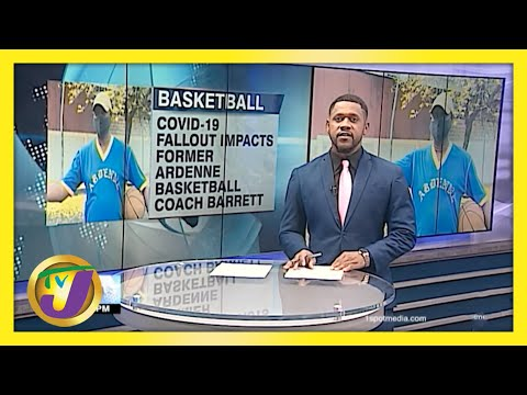 Covid-19 Fallout Impacts Former Jamaican Basketball Coach