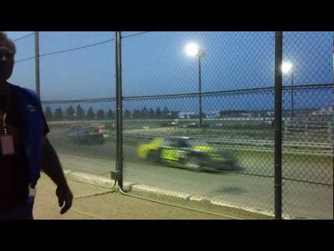 7/21/12 Stock Cars Feature - El Paso County Speedway