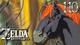 ZELDA BREATH OF THE WILD #110 : LE CHEVAL DE GANON !
