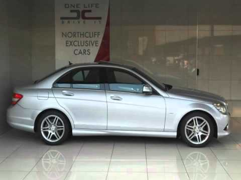 2007 mercedes benz c class c200 avantgarde amg sports auto for Mercedes benz c class sale