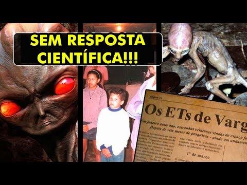 OS MAIORES MISTÉRIOS DO BRASIL