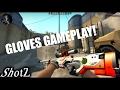 MOTO GLOVES | SPEARMINT GAMEPLAY! (CS:GO)