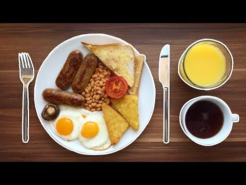 A Not-So-English Breakfast