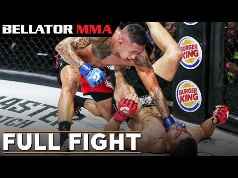 Full Fight | Toby Misech vs. Edward Thommes - Bellator 212