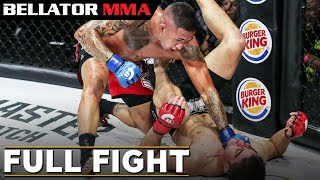 Full Fight | Toby Misech vs. Edward Thommes - Bellator 212